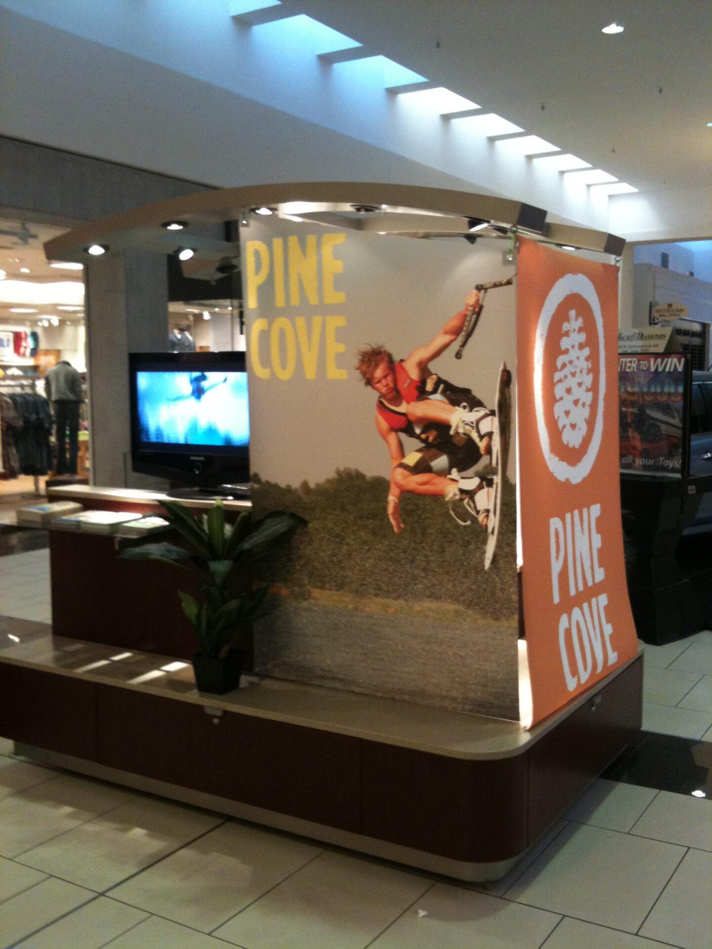 Pine Cove Exhibit Design