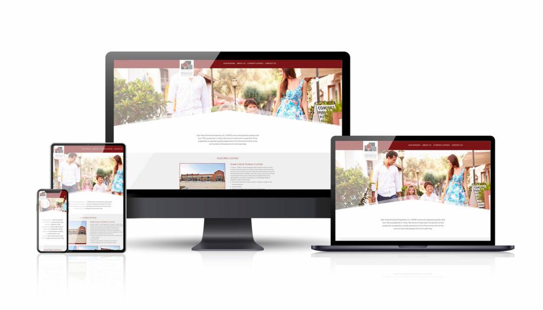 East Texas Pinnacle Properties web